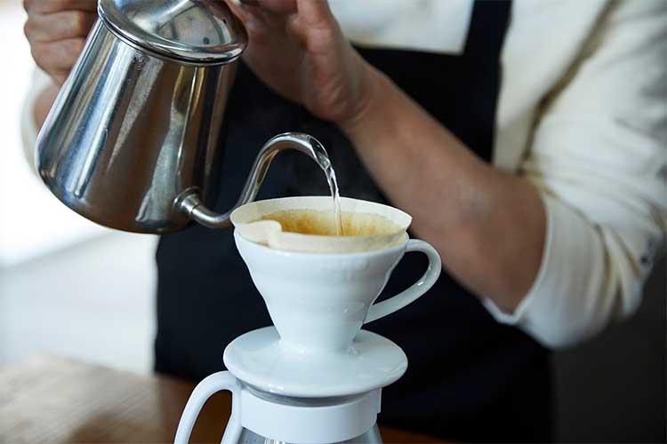 おうちで味わう本格コーヒー
